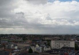 Arras - vue depuis le Beffroi
