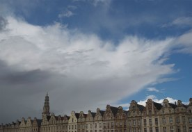 Crescendo. Arras - Grand'Place