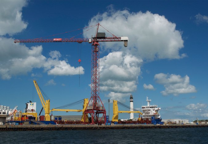 Dunkerque - port